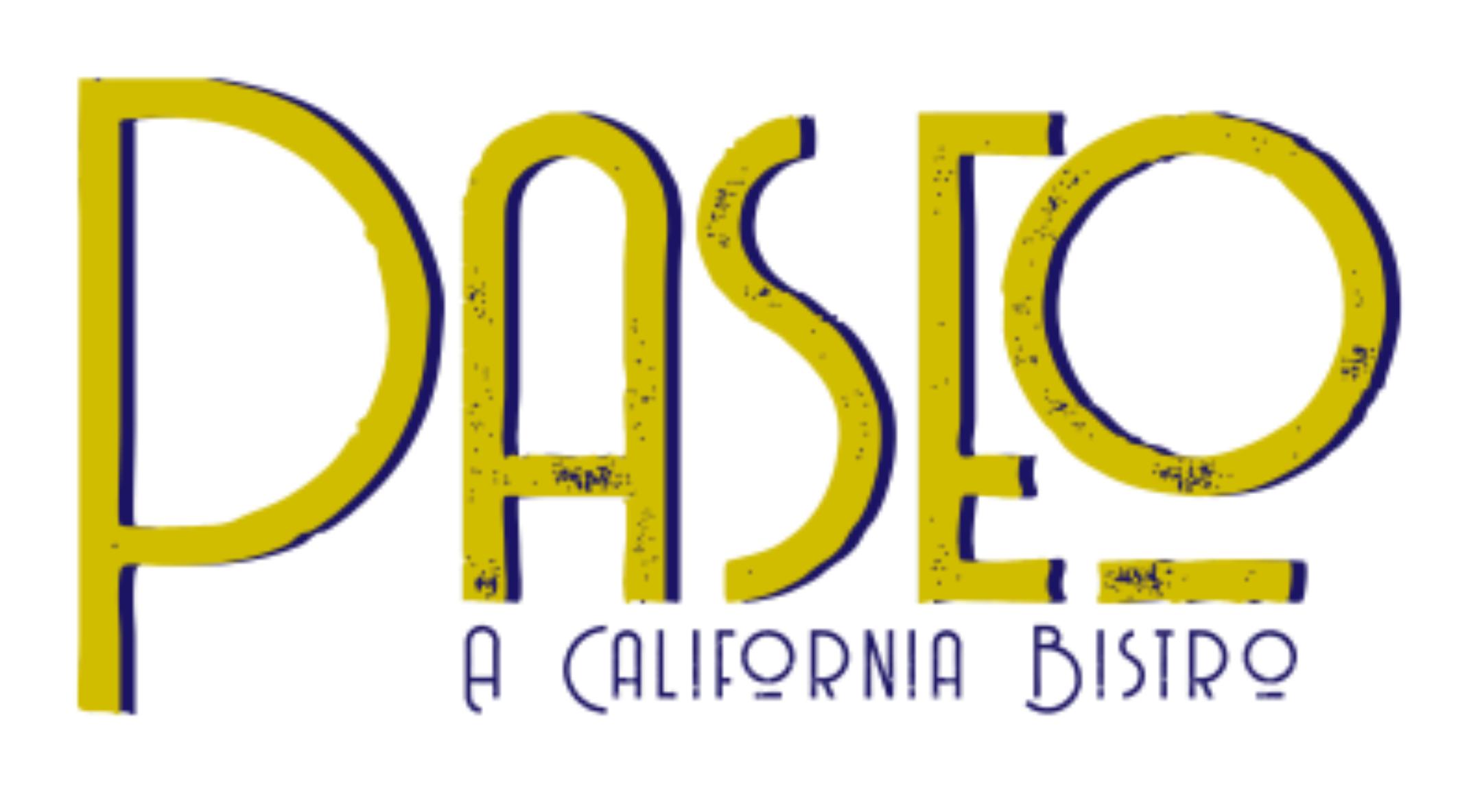 Paseo:  A California Bistro